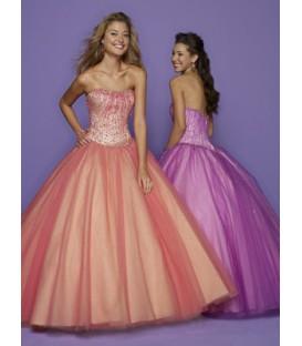 Spoločenské šaty Quinceanera 0013