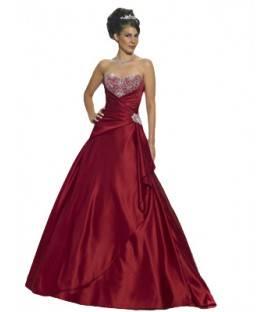 Dlhé spoločenské šaty bez ramienok 0836