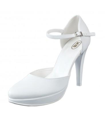 181ffca87e51 Svadobné topánky na platforme WITT K 196 - VIVIENNE s.r.o.