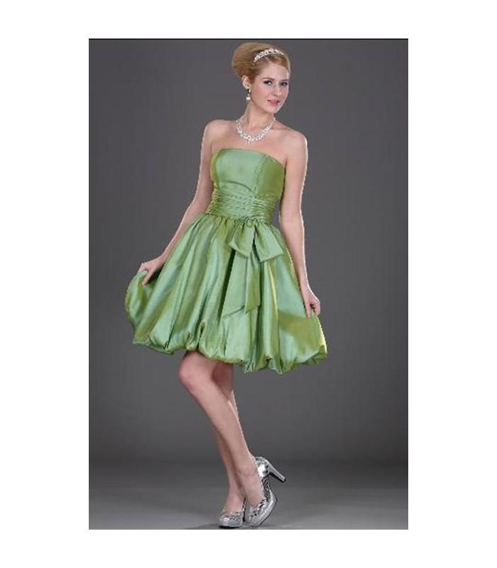 ... Krátke korzetové zelené spoločenské šaty 7101004. Výpredaj ccd86146cd4