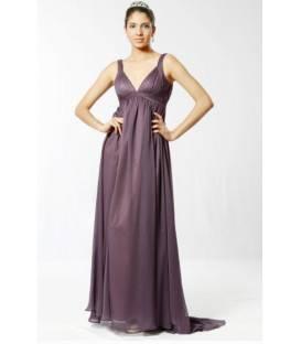 Dlhé spoločenské šaty na ramienka 98506